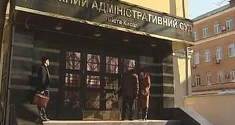 Суд відмовився призупинити будівництво на території Гостинного двору