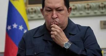 Вице-президент Венесуэлы утверждает, что Чавес борется за жизнь