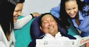 Уго Чавес пройдет новый курс химиотерапии