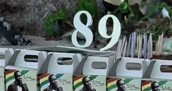 День рождения президента Зимбабве обошелся в 600 тысяч долларов