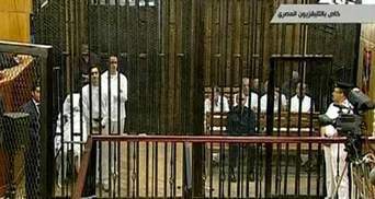 Апелляционный суд 13 апреля начнет рассмотрение дела Мубарака