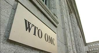 ВТО обеспокоена инициативами Украины внести изменения в тарифную политику