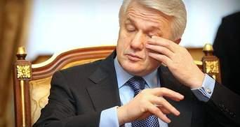 """Литвин говорит, что его не посадят в тюрьму по """"делу Гонгадзе"""""""