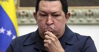 У Чавеса обнаружили новую серьезную инфекцию