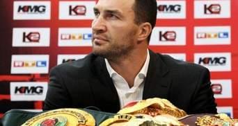 Володимир Кличко підтвердив, що 4 травня битиметься з П'янетою