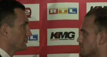 Кличко представив свого наступного суперника – Франческо П'янету