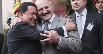 Лукашенко едет в Венесуэлу на похороны Чавеса