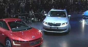 Женевське автошоу - 110 тисяч квадратних метрів нових автомобілів