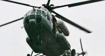 У Конго розбився російський вертоліт: увесь екіпаж загинув