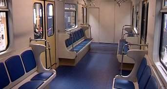 Вагоны Киевского метро модернизируют за счет японцев