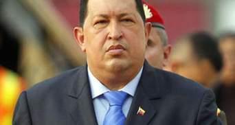 Чавеса заразили раком, - власти Венесуэлы