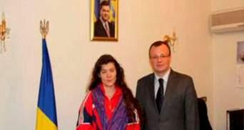 Анхар Кочнева находится в посольстве Украины в Дамаске