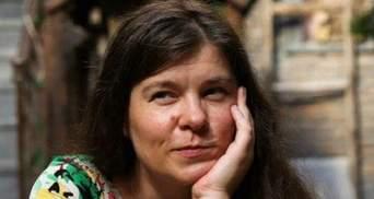 Анхар Кочнєва напише книгу про сирійський полон