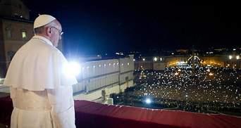 Новий Папа Римський був вихованцем священика з України