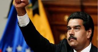 Революция в Венесуэле не закончится, - Николас Мадуро