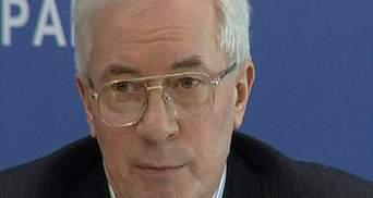 Вступление в ВТО слишком открыло украинский рынок, - Азаров