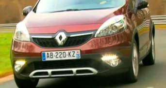 Renault перетворює компактвен на позашляховик, Opel - мінівен на спорткар