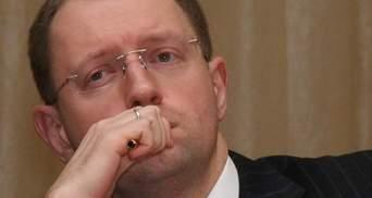 Коммунистка уверяет, что Яценюк в Раде говорит на русском