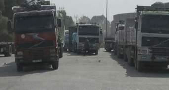 Ізраїль закрив кордон із сектором Газа