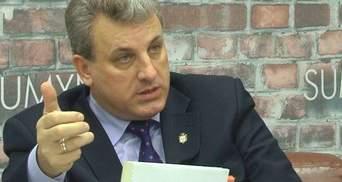 Скандальний мер Сум радить молоді покидати Україну