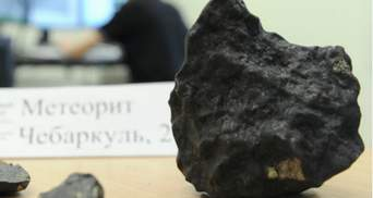 """Челябинский метеорит пострадал в """"космической ДТП"""", - эксперт"""