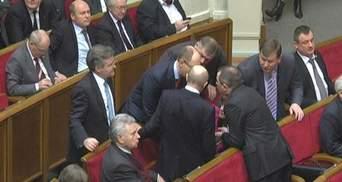 Партия регионов готова отправить Кошулинского в отставку