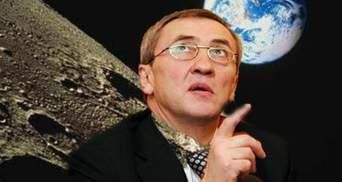 Черновецкий приобрел земельный участок на Луне