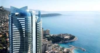 В Монако строят самый дорогой в мире дом