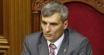 Кошулинський закрив збори нардепів у приміщенні Ради, але попросив їх не йти