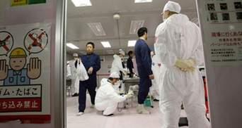 На Фукусімі, ймовірно, витекло 120 тонн радіоактивної води
