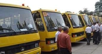 56% автобусів в Україні не відповідають нормам безпеки, – Мінінфраструктури