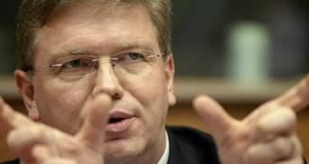Еврокомиссар поприветствовал решение Президента помиловать Луценко