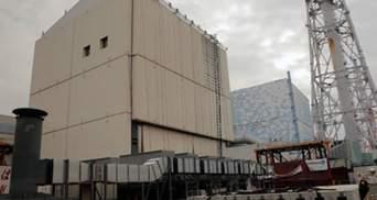 """На японской АЭС """"Фукусима 1"""" еще раз вытекла радиоактивная вода"""