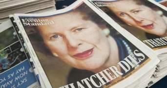 Похорон Тетчер обійдеться у 6 мільйонів фунтів стерлінгів