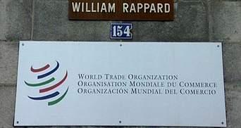 ВТО с пессимизмом оценивает возможности роста мировой торговли