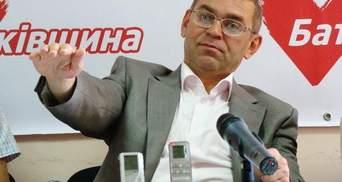 """Безсмертний відмовився увійти до першої 10-ки """"Батьківщини"""", – Пашинський"""