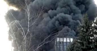 Міненерго встановило причину пожежі на Вуглегірській ТЕС