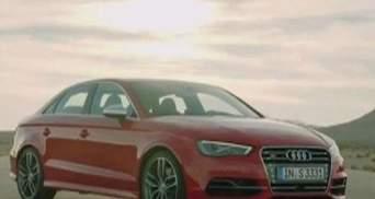 Audi вперше випустив Sedan А3, а Skoda - черговий бестселер