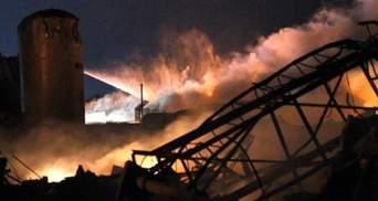Кількість жертв після вибуху на техаському заводі збільшилася до 35 людей