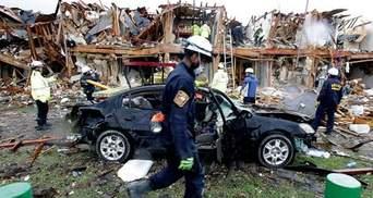 Доля 60 осіб після вибуху в Техасі досі невідома