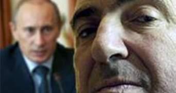 Путин получал от Березовского два письма