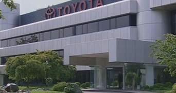 Toyota залишається найбільшим у світі автоконцерном
