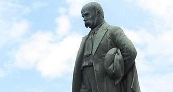 Пам'ятник Шевченку встановлять в Астані
