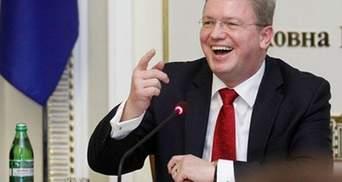 Фюле призвал украинскую власть решить ситуацию с Тимошенко должным образом