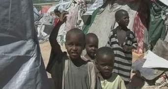 У Сомалі від голоду померло чверть мільйона людей