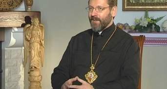 Шевчук: З проколотого ребра Христа витікає нове життя Церкви