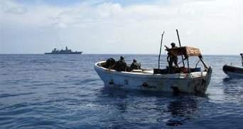 Сомалійські пірати уже близько року не можуть захопити жодного корабля