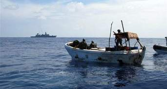 Сомалийские пираты уже около года не могут захватить ни одного корабля