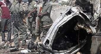 У Сомалі через вибух загинуло щонайменше сім людей