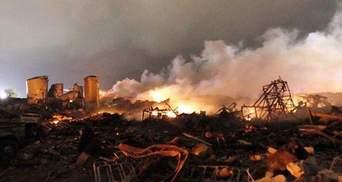 Встановили причину вибуху на заводі у Техасі